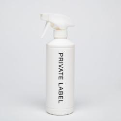Produkt: Plastrengöringsmedel